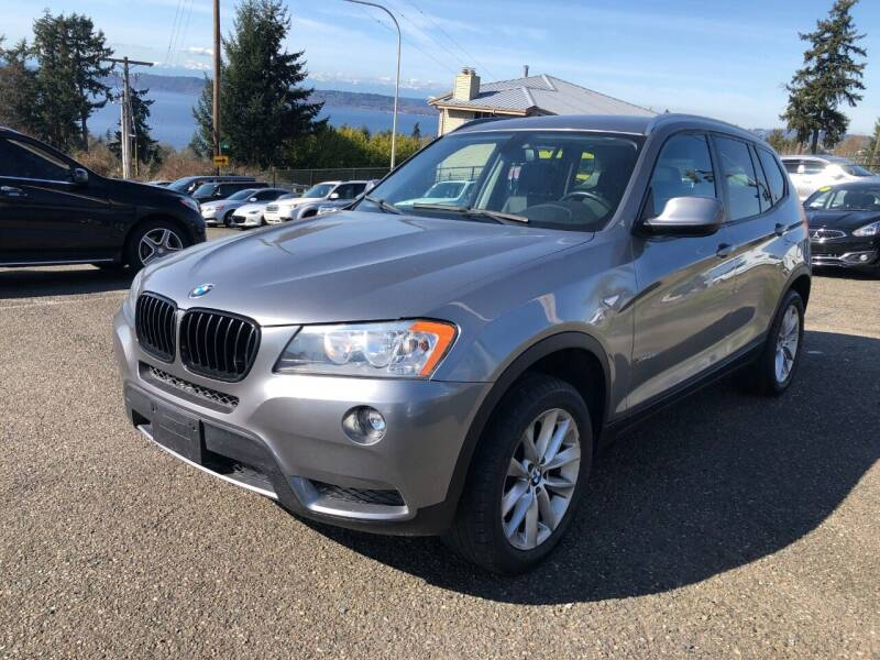 2013 BMW X3 for sale at KARMA AUTO SALES in Federal Way WA