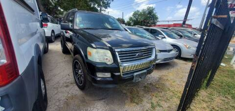 2010 Ford Explorer for sale at C.J. AUTO SALES llc. in San Antonio TX
