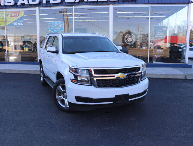 2015 Chevrolet Tahoe for sale at Williams Auto Sales, LLC in Cookeville TN
