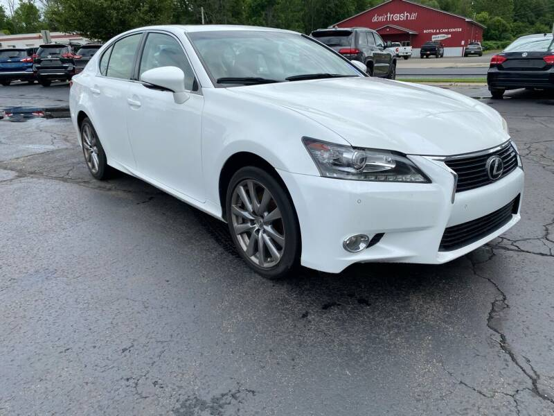 2015 Lexus GS 350 for sale at RS Motors in Falconer NY