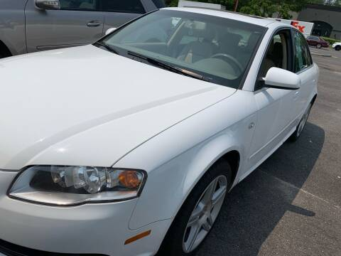 2008 Audi A4 for sale at Primary Motors Inc in Commack NY