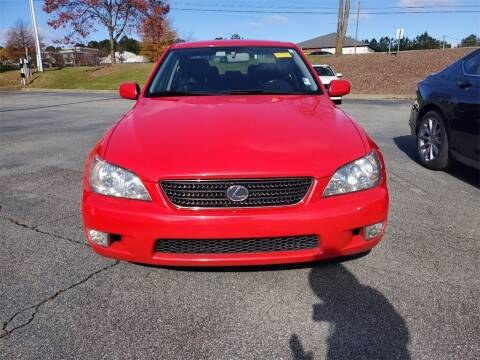 2003 Lexus IS 300 for sale at Southern Auto Solutions - Georgia Car Finder - Southern Auto Solutions - Acura Carland in Marietta GA