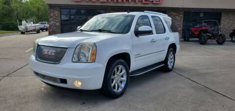 2011 GMC Yukon for sale at WHOLESALE AUTO GROUP in Mobile AL
