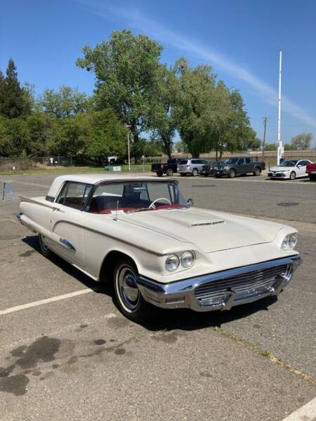 1959 Ford Thunderbird for sale at California Automobile Museum in Sacramento CA