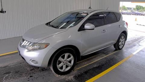 2009 Nissan Murano for sale at HERMANOS SANCHEZ AUTO SALES LLC in Dallas TX