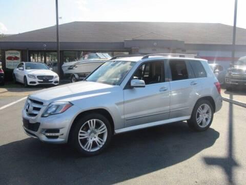 2013 Mercedes-Benz GLK for sale at Lynnway Auto Sales Inc in Lynn MA