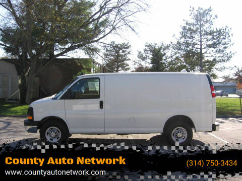 2016 Chevrolet Express Cargo for sale at County Auto Network in Ballwin MO