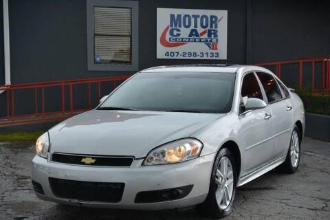 2016 Chevrolet Impala Limited for sale at Motor Car Concepts II - Colonial Location in Orlando FL