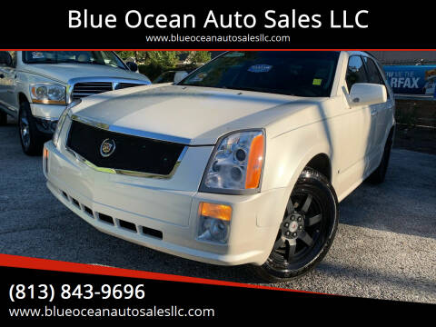 2008 Cadillac SRX for sale at Blue Ocean Auto Sales LLC in Tampa FL