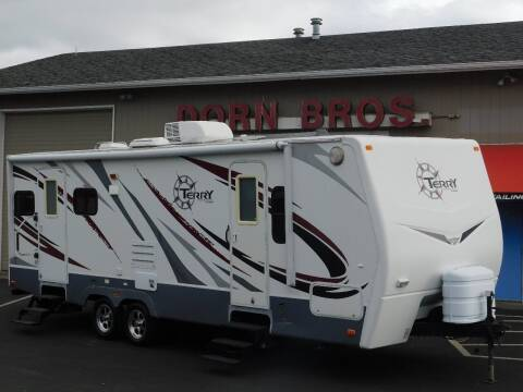 2008 TERRY 250RSL EXTREME EDITION for sale at Dorn Brothers Truck and Auto Sales in Salem OR