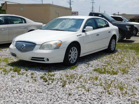 2011 Buick Lucerne for sale at Advance Auto Sales in Florence AL