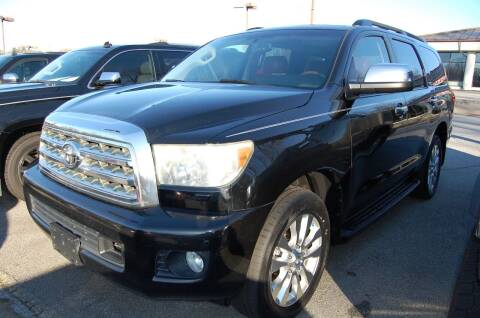 2010 Toyota Sequoia for sale at Modern Motors - Thomasville INC in Thomasville NC