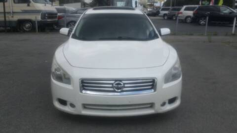 2013 Nissan Maxima for sale at Knoxville Used Cars in Knoxville TN