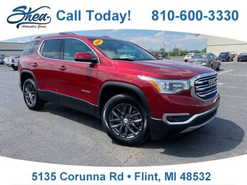 2019 GMC Acadia for sale at Jamie Sells Cars 810 - Linden Location in Flint MI