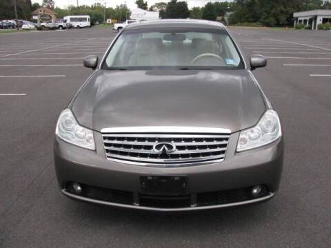 2007 Infiniti M35 for sale at Iron Horse Auto Sales in Sewell NJ