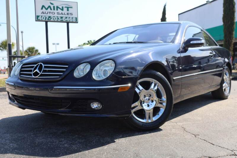 2004 Mercedes-Benz CL-Class for sale in Orlando, FL