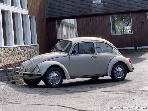 1998 Volkswagen Beetle for sale at Cupples Car Company in Belmont NH