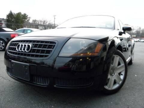 2005 Audi TT for sale at DMV Auto Group in Falls Church VA