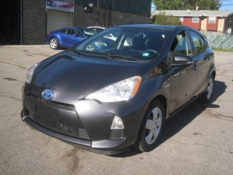 2012 Toyota Prius c for sale at ELITE AUTOMOTIVE in Euclid OH