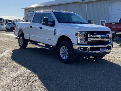 2018 Ford F-250 Super Duty for sale at Becker Autos & Trailers in Beloit KS