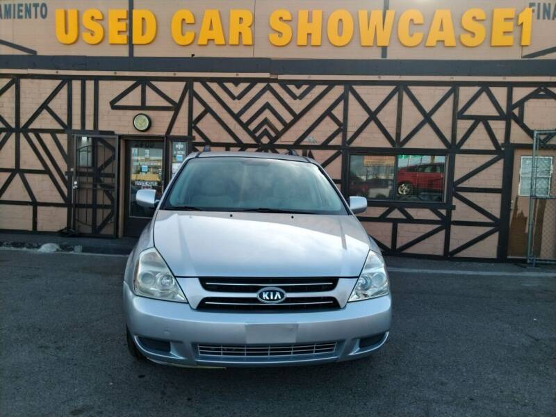 2006 Kia Sedona for sale at Used Car Showcase in Phoenix AZ