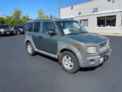 2005 Honda Element for sale at Fairview Motors in West Allis WI