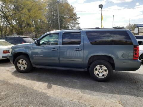 2009 Chevrolet Suburban for sale at PIRATE AUTO SALES in Greenville NC