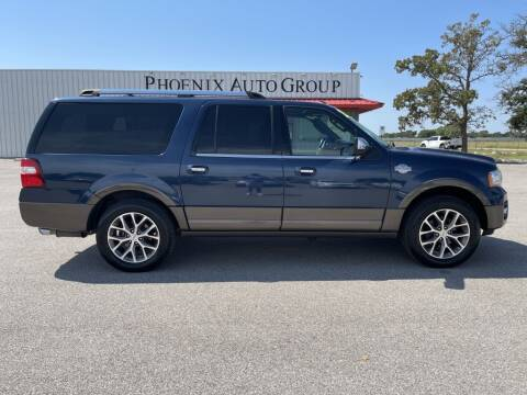 2016 Ford Expedition EL for sale at PHOENIX AUTO GROUP in Belton TX