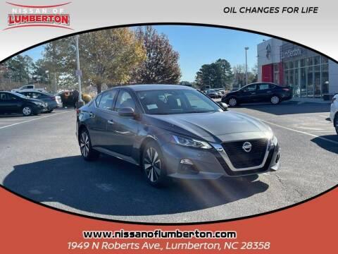 2021 Nissan Altima for sale at Nissan of Lumberton in Lumberton NC