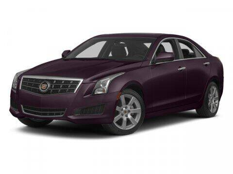 2014 Cadillac ATS for sale at TRAVERS GMT AUTO SALES - Traver GMT Auto Sales West in O Fallon MO
