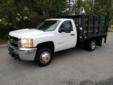 2008 Chevrolet Silverado 3500HD for sale at Plum Auto Works Inc in Newburyport MA
