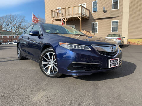2015 Acura TLX for sale at PRNDL Auto Group in Irvington NJ