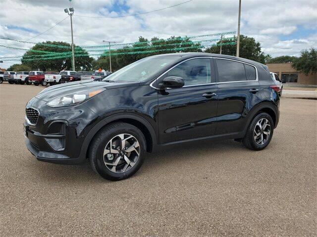 2022 Kia Sportage for sale in Victoria, TX