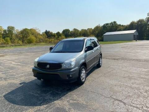 2004 Buick Rendezvous for sale at Caruzin Motors in Flint MI