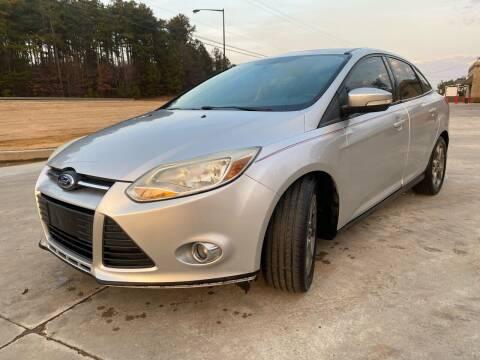 2014 Ford Focus for sale at Atlanta United Motors in Buford GA