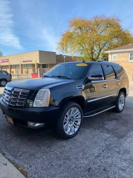 2008 Cadillac Escalade for sale at RON'S AUTO SALES INC - MAYWOOD in Maywood IL
