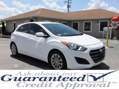 2017 Hyundai Elantra GT for sale at Universal Auto Sales in Plant City FL