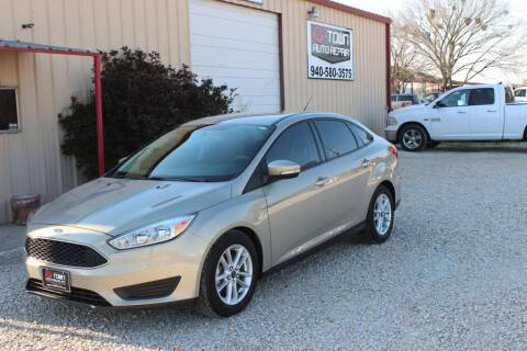 2015 Ford Focus for sale at Gtownautos.com in Gainesville TX