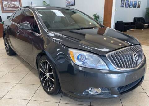 2016 Buick Verano for sale at Adams Auto Group Inc. in Charlotte NC