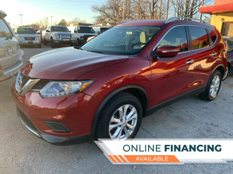 2014 Nissan Rogue for sale at New To You Motors in Tulsa OK