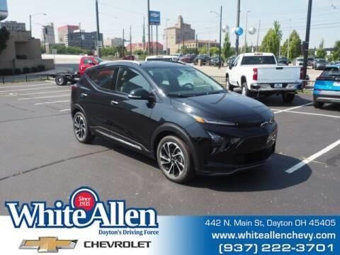 2022 Chevrolet Bolt EUV for sale at WHITE-ALLEN CHEVROLET in Dayton OH