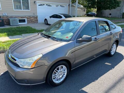 2010 Ford Focus for sale at Jordan Auto Group in Paterson NJ