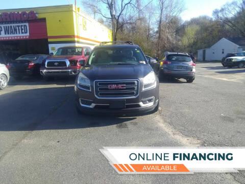 2014 GMC Acadia for sale at Marino's Auto Sales in Laurel DE
