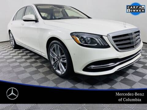 2018 Mercedes-Benz S-Class for sale at Preowned of Columbia in Columbia MO