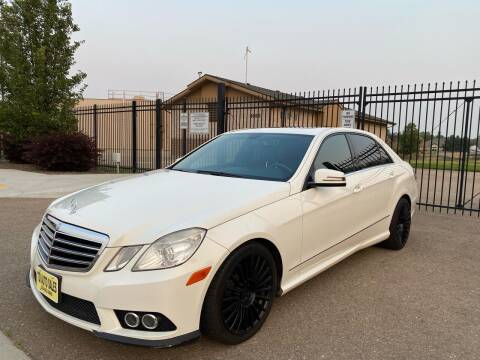 2010 Mercedes-Benz E-Class for sale at TDI AUTO SALES in Boise ID