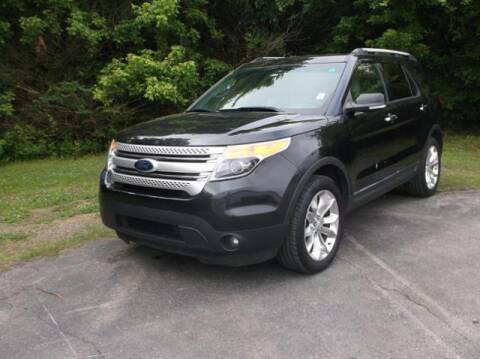 2015 Ford Explorer for sale at Luv Motor Company in Roland OK