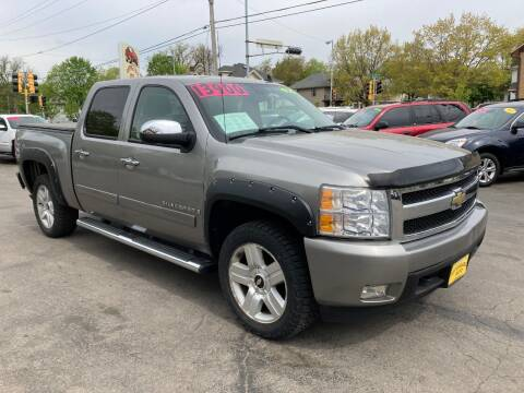 2007 Chevrolet Silverado 1500 for sale at AFFORDABLE AUTO, LLC in Green Bay WI