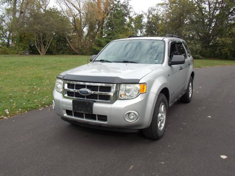 2008 Ford Escape for sale at Your Choice Auto Sales in North Tonawanda NY