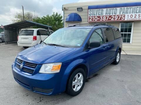 2010 Dodge Grand Caravan for sale at Silver Auto Partners in San Antonio TX