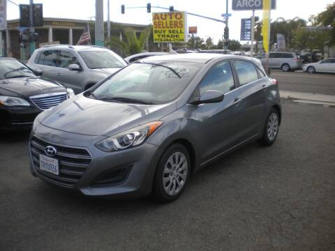 2016 Hyundai Elantra GT for sale at AUTO SELLERS INC in San Diego CA